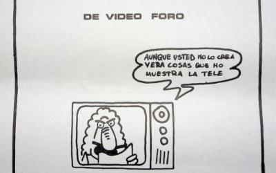 Taller Encuentro organiza muestra de video foro