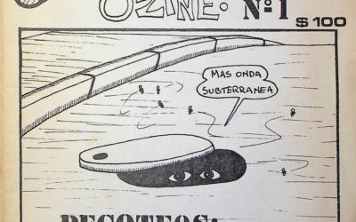 Eskupe Ozine