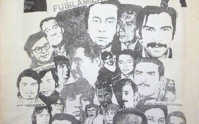 19 de Octubre de 1973: Arellano Stark Fusilamiento Masivos
