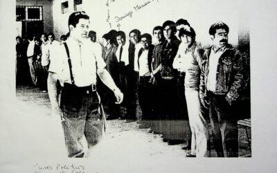 Presos Políticos. Cárcel de Calama